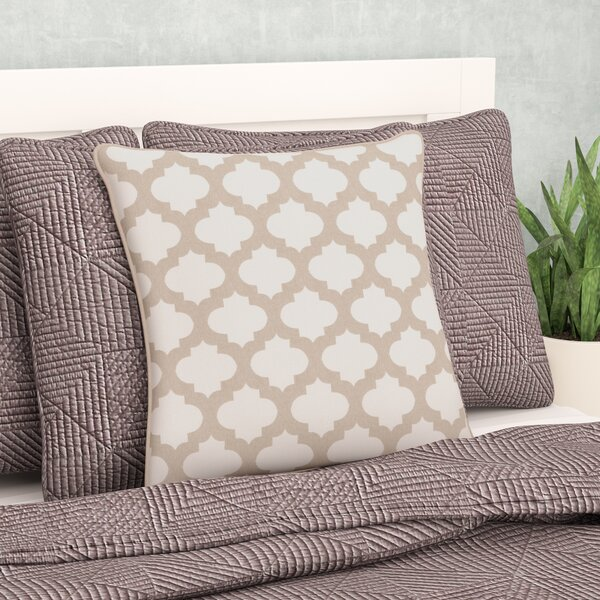 Frasure 100% Cotton Throw Pillow by Andover Mills